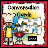 ESL Conversation Starters: Food