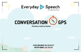 Conversation GPS Premium Printable Lesson