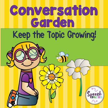 Freebie: Conversation Garden