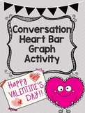 Conversation Heart Bar Graph Activity