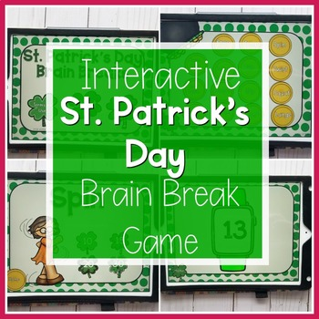 St. Patrick's Day  Brain Break Game