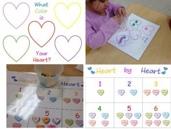 Conversation Heart Counting & Sorting