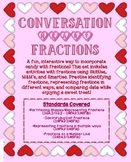 Conversation Heart Fractions