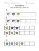Conversation Heart Graphing and Patterns