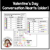 Valentines Day Conversation Heart Math Activities for All Ages
