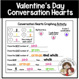 Valentines Day Conversation Heart Math Activities for Youn