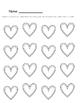 Conversation Heart Math & ELA Printables