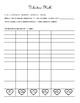 Conversation Heart Math Printable - Lower Elementary