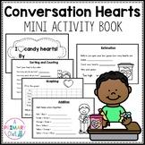 Conversation Hearts Mini Activity Book