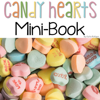 Conversation Heart Mini-Book