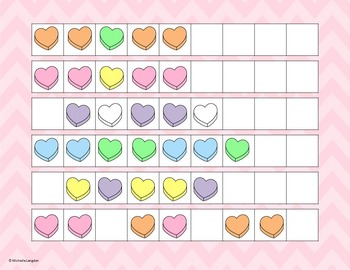 Conversation Heart Patterning