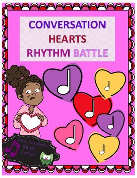 Conversation Heart Rhythm Battle!