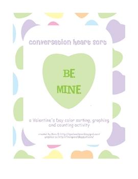 Conversation Heart Sort