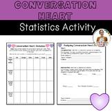 Conversation Heart Statistics Activity