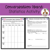 Conversation Heart Statistics Activity