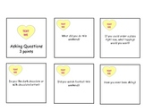 Conversation Hearts! A Speech-Language Conversational Game