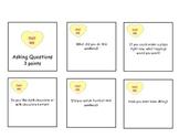Conversation Hearts! A Speech-Language Conversational Game
