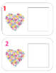 Conversation Hearts Counting Mats