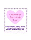 Conversation Hearts Math Fun