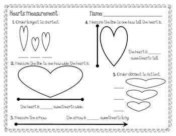 Conversation Hearts Measurement