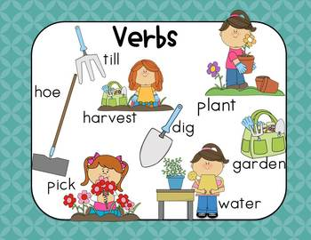 Conversation Kit: Plants {ESL} (Kindergarten Wonders Unit 5 Week 1)