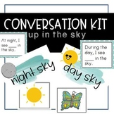 Conversation Kit: Up in the Sky {ESL} (Kindergarten Wonder