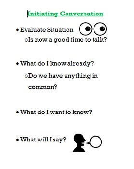 Conversation Maintenance