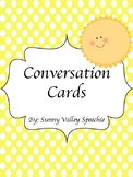Conversation Mapping Cards - Teach Conversation Skills - Pragmatics