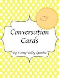 Conversation Mapping Cards - Teach Conversation Skills - P