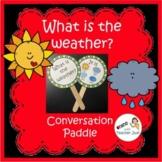 English Conversation Paddle (VIPKID GOGOKID) - What is the