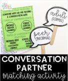 Conversation Partner Matching