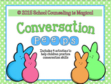 Conversation Peeps Activity Packet
