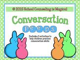Conversation Peeps Activity Packet