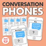 Conversation Phone Text Messages
