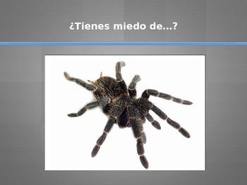 Spanish Conversational Practice: tiene hambre, sed, miedo (Full)
