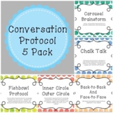 Conversation Protocol 5 Pack!