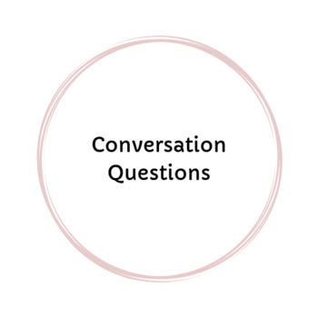 Conversation Questions for the First Week of Italian Class