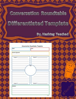 Conversation Roundtable Template (Differentiated)