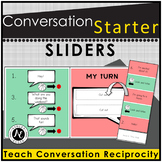 Conversation Scripts and Visuals Social Skill Development