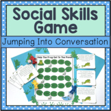 Social Skills Game: Starting Conversation