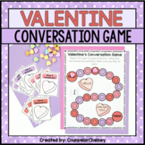 Social Skills Game - Valentine's Day Themed
