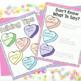 Conversation Skill Game {Valentine's Day Edition!}