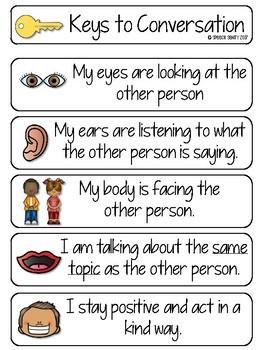 Conversation Skills BUNDLE