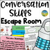 Conversation Skills Escape Room