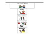 Conversation Skills: Rules and Conversation Activity