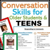 Conversation Skills for Teens and Young Adults