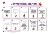 Family Fun: Conversation Starter Cards