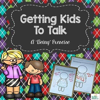 Social Skills: Getting Kids To Talk