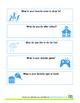 Conversation Starter Social Skills Activity