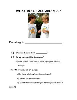 Conversation Starters